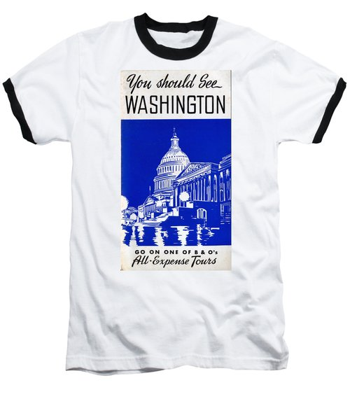 You Should See Washington Baseball T-Shirt