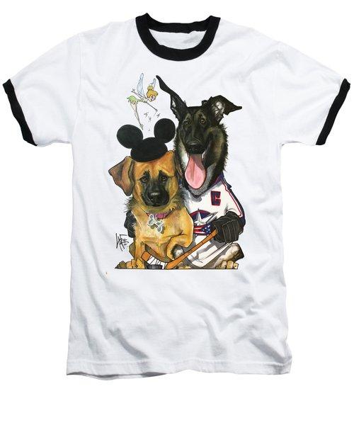 Young 3268 Baseball T-Shirt