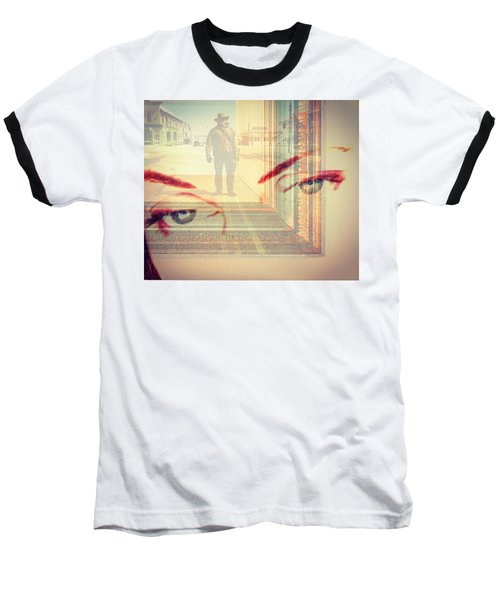 Your Eyes Only Baseball T-Shirt