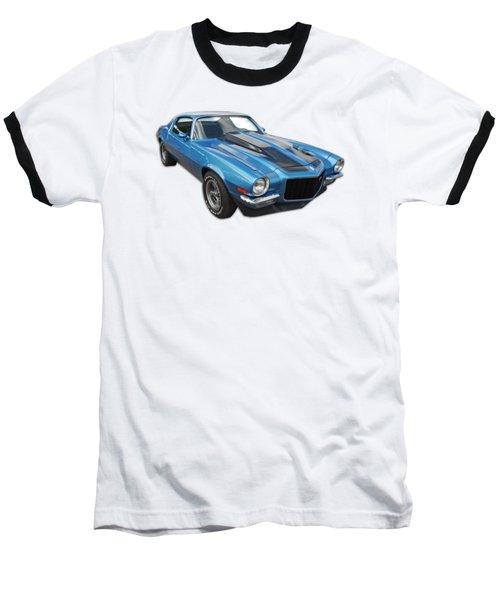 Z28 Camaro Baseball T-Shirt