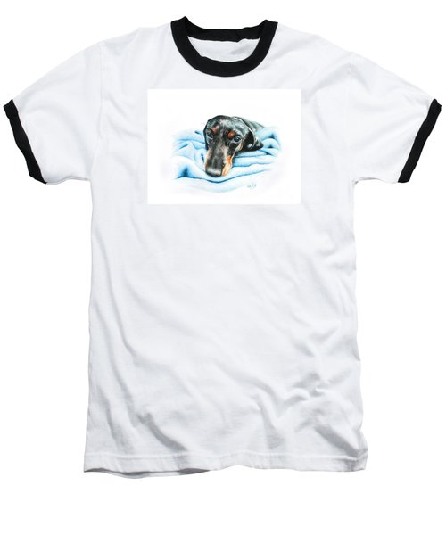 Zeus Baseball T-Shirt by Mike Ivey