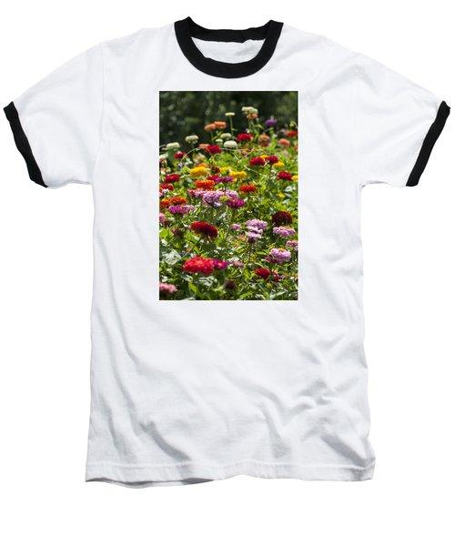 Zinniapaloosa Baseball T-Shirt