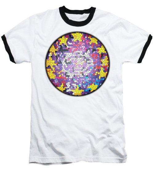 Zooropa Glass Baseball T-Shirt by Clad63