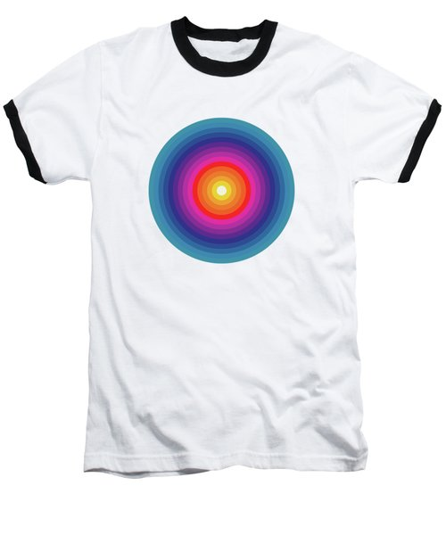 Zykol Baseball T-Shirt by Nicholas Ely