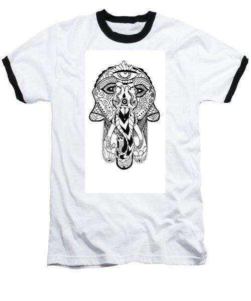 Artist Baseball T-Shirt