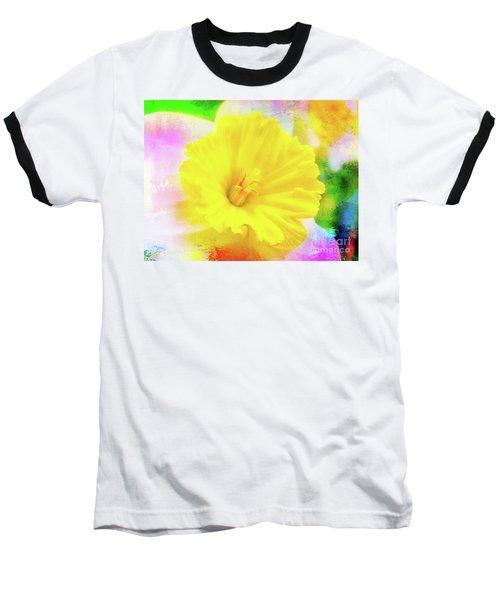 Daffy Daffodil 2 Baseball T-Shirt