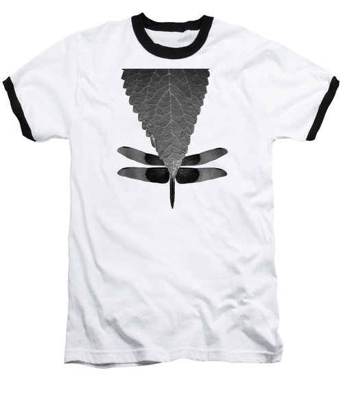 Hiding Dragons Baseball T-Shirt