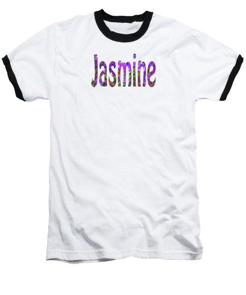 Jasmine Baseball T-Shirt