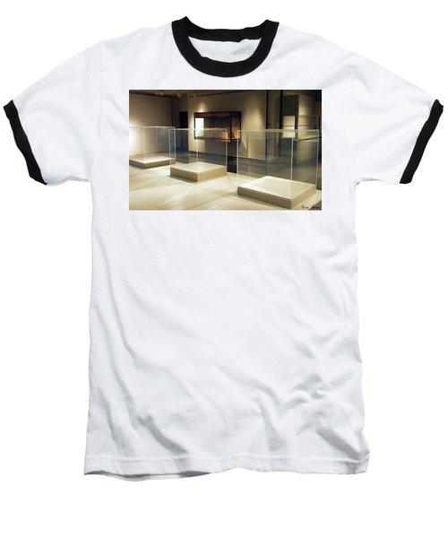 The Art Of Nothing Baseball T-Shirt