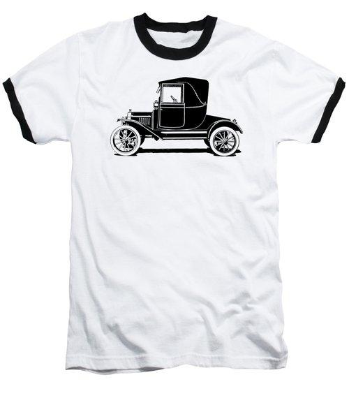 1915 Ford Coupelet Min Baseball T-Shirt