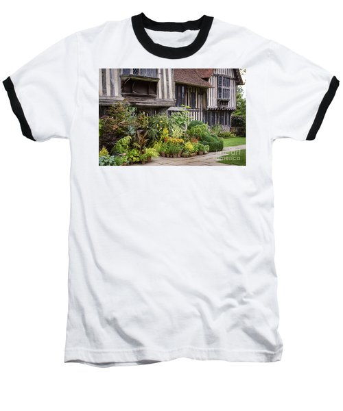 Baseball T-Shirt featuring the photograph Great Dixter House And Gardens by Perry Rodriguez