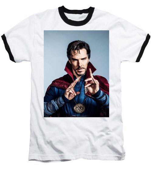 Doctor Strange Baseball T-Shirt