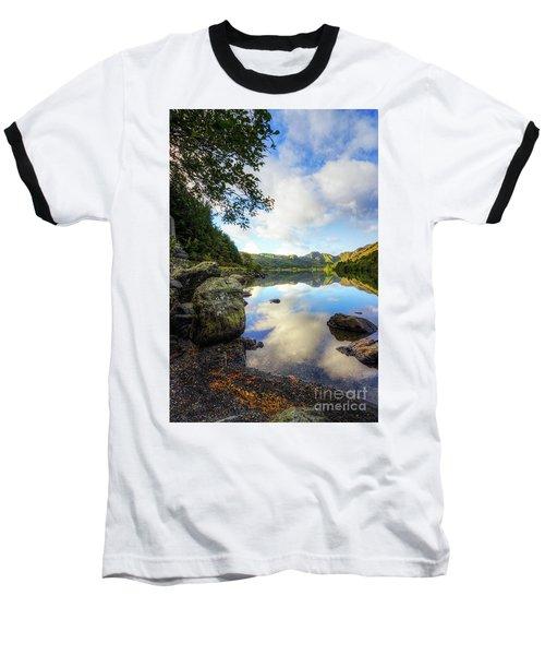 Llyn Crafnant Baseball T-Shirt