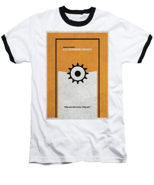 A Clockwork Orange Baseball T-Shirt