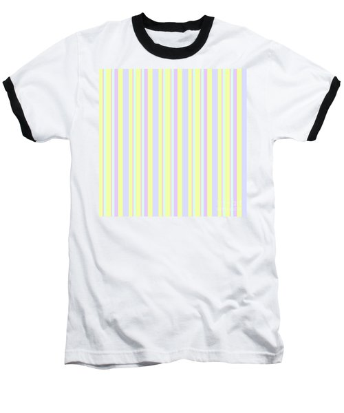 Abstract Fresh Color Lines Background - Dde595 Baseball T-Shirt