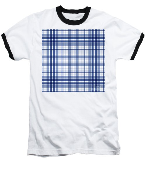 Abstract Squares And Lines Background - Dde611 Baseball T-Shirt