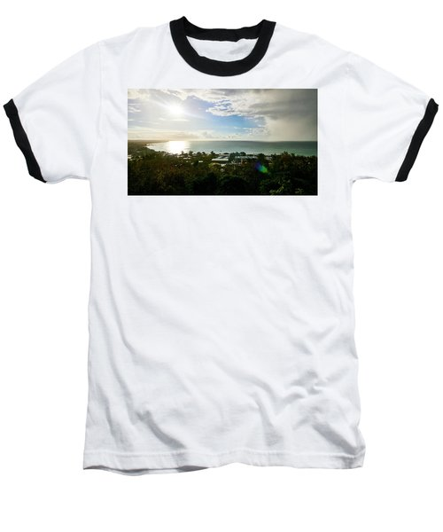 Aguada Sunset Baseball T-Shirt