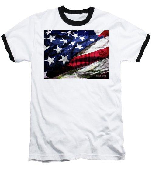 American White House Baseball T-Shirt