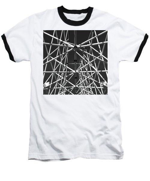 Amorphous  Sensations Baseball T-Shirt