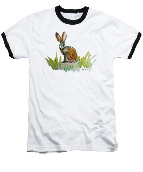 Arogs Rabbit Baseball T-Shirt