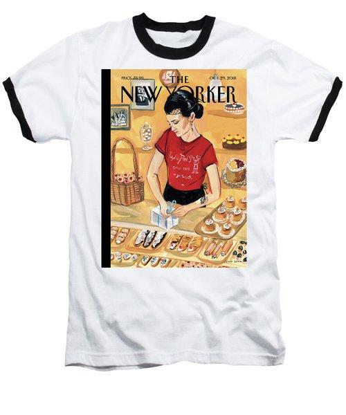 Arthur Avenue Baseball T-Shirt