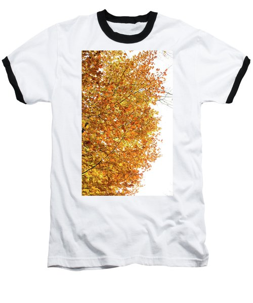 Autumn Explosion 2 Baseball T-Shirt