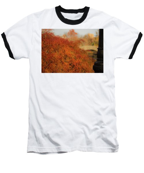 Autumn Maple Baseball T-Shirt
