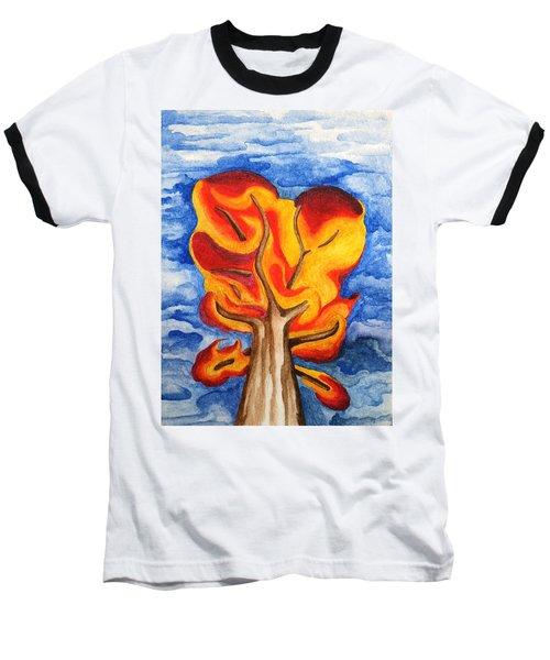 Autumn Tree 2019 II Baseball T-Shirt