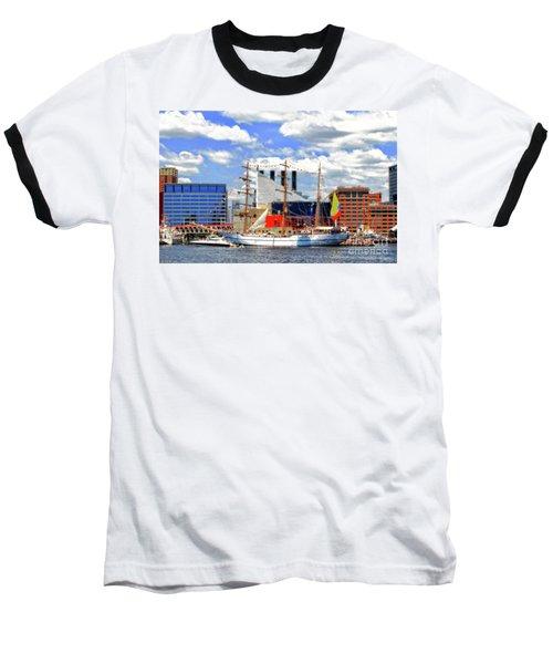 Baltimore's 2012 Sailibration Baseball T-Shirt