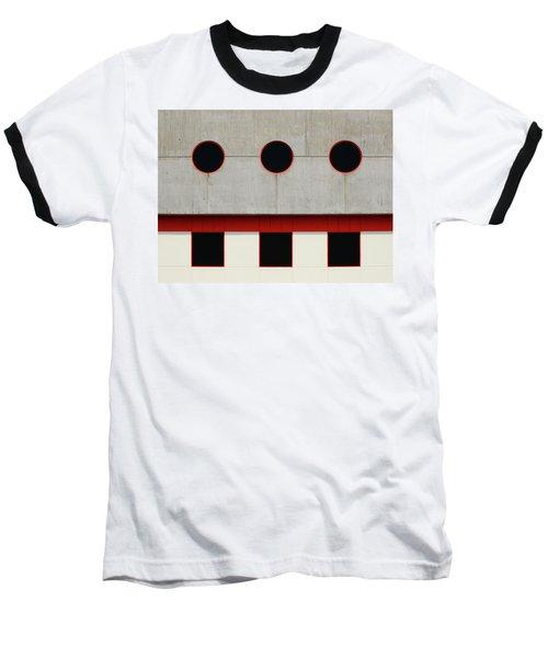 Baltimore Windows Baseball T-Shirt
