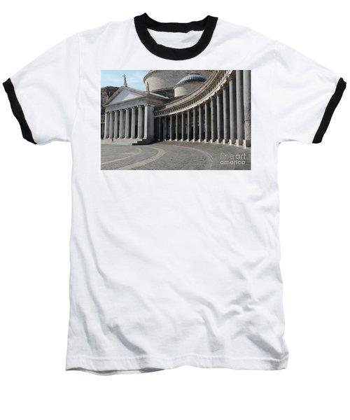 Basilica San Francesco Di Paola Baseball T-Shirt