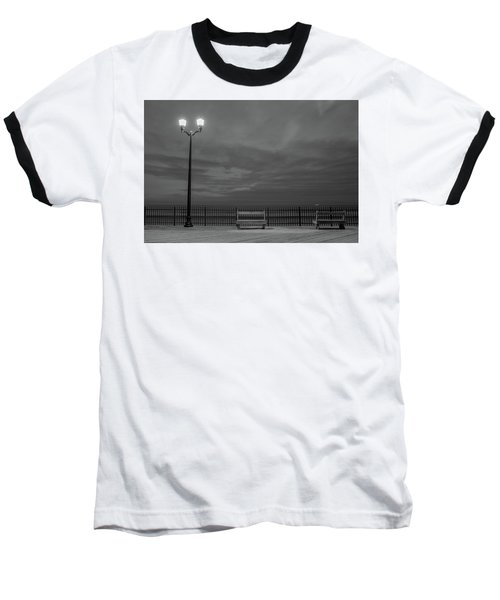 Before Dawn On The Boards Baseball T-Shirt