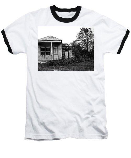 Black And White Architecture, 2 Baseball T-Shirt