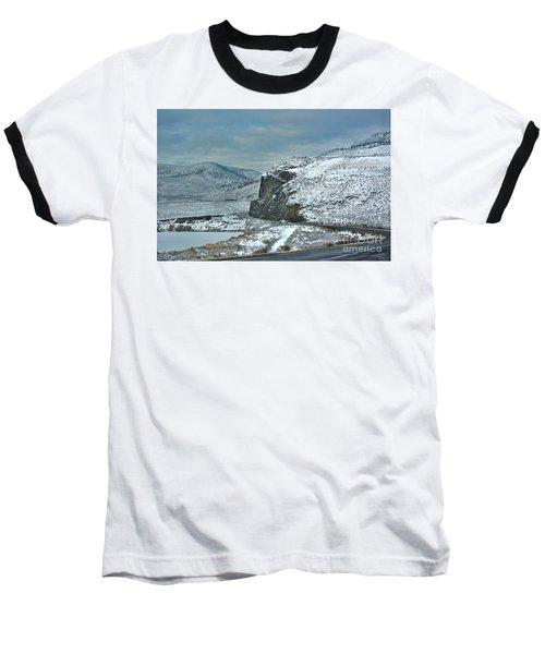 Blind Corner Baseball T-Shirt