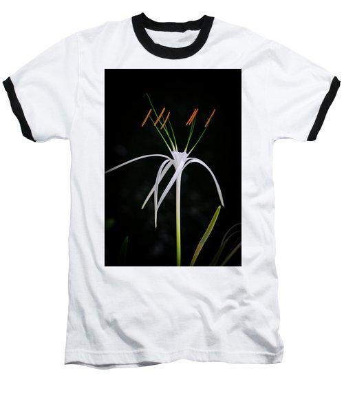 Blooming Poetry 3 Baseball T-Shirt
