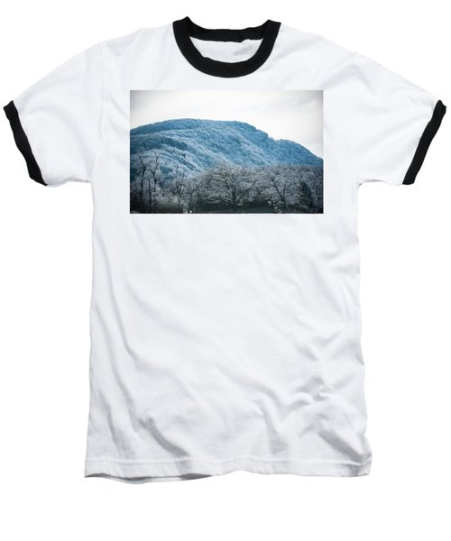 Blue Ridge Mountain Top Baseball T-Shirt