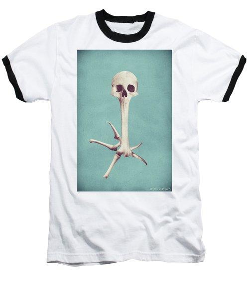 Blue Syzygy Baseball T-Shirt