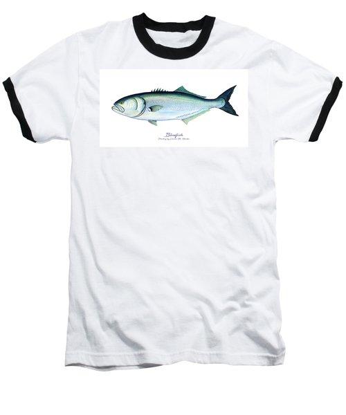 Bluefish Baseball T-Shirt