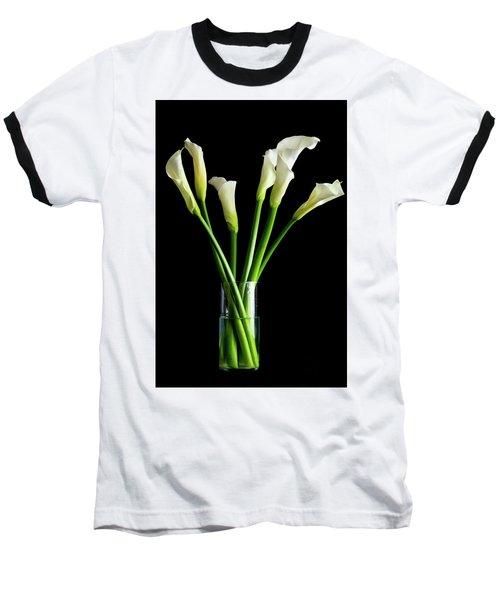 Bouquet Of Calla Lilies Baseball T-Shirt