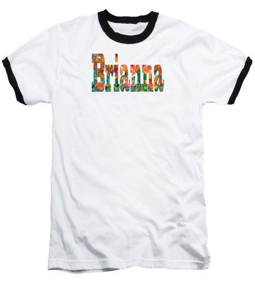 Brianna Baseball T-Shirt