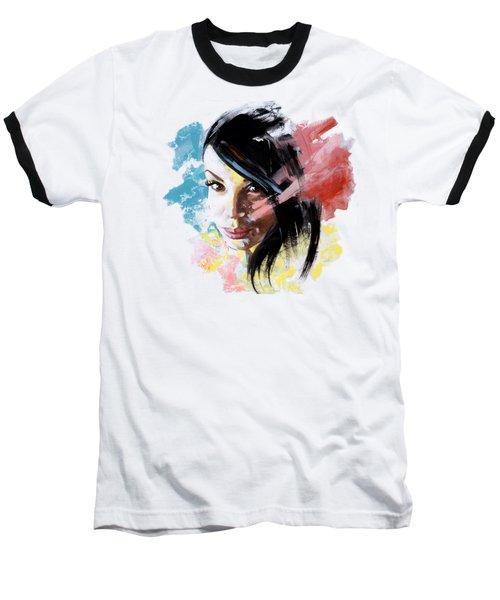 Bridgette Baseball T-Shirt