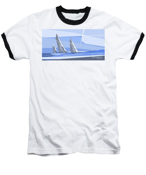 C-class Yachts Baseball T-Shirt