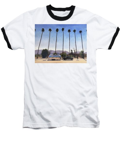 California Honeymoon Baseball T-Shirt