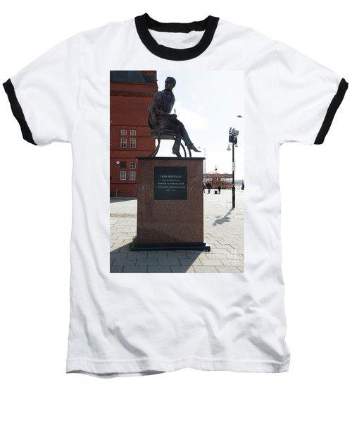 Cardiff Photo 9 Baseball T-Shirt