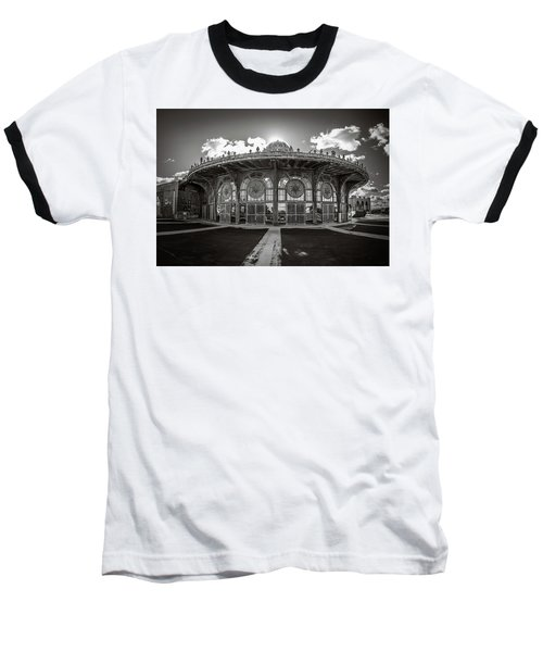 Carousel House Baseball T-Shirt