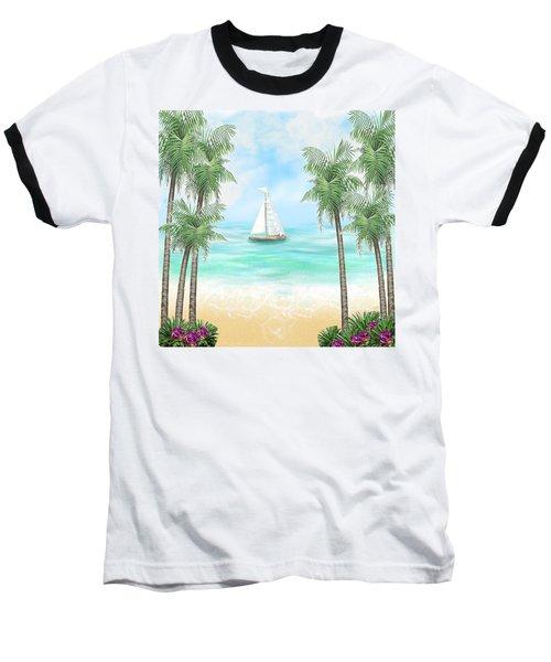 Carribean Bay Baseball T-Shirt