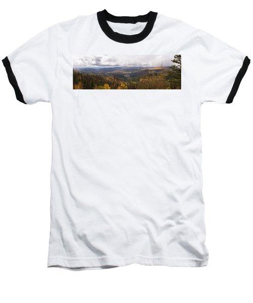 Cedar Mountain Top  Baseball T-Shirt