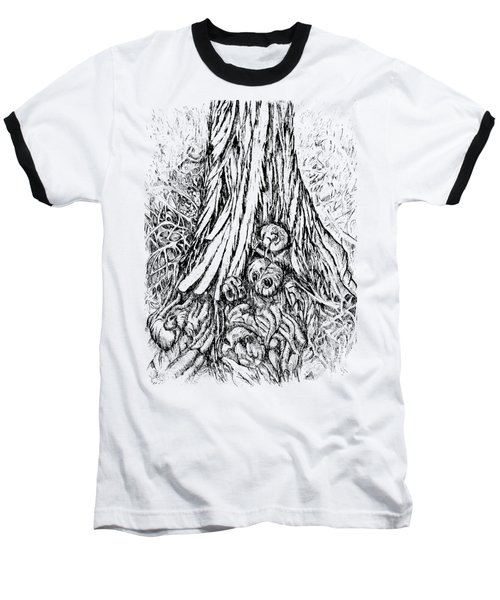 Cedar Tree Baseball T-Shirt