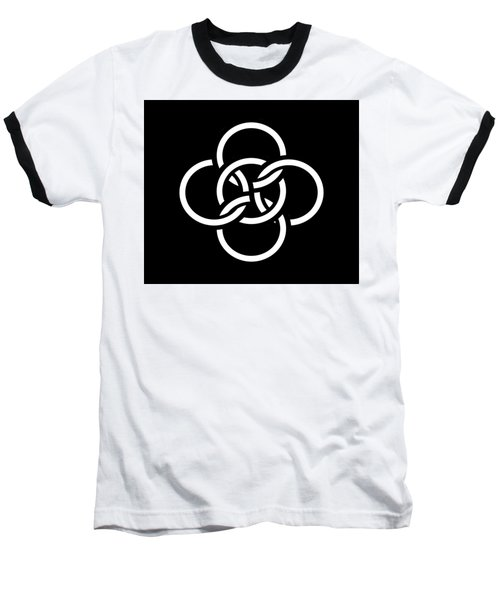 Celtic Five Fold Symbol 2 Baseball T-Shirt