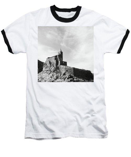 Church Of San Pietro II Baseball T-Shirt